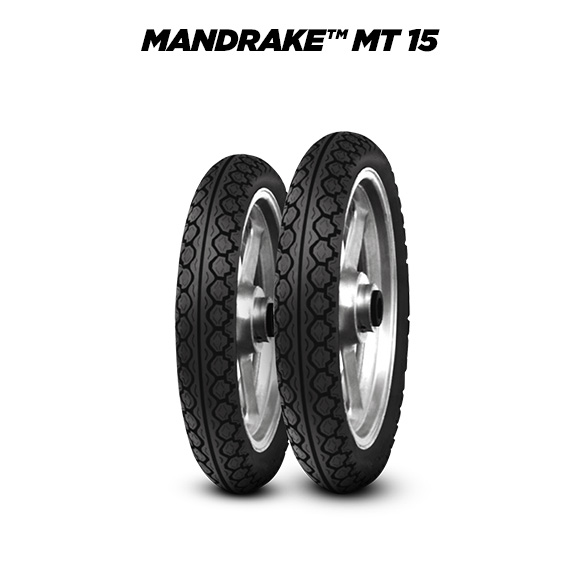 MANDRAKE MT 15 motorbike tire for scooter