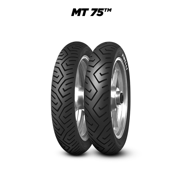 MT 75 motorbike tire for road