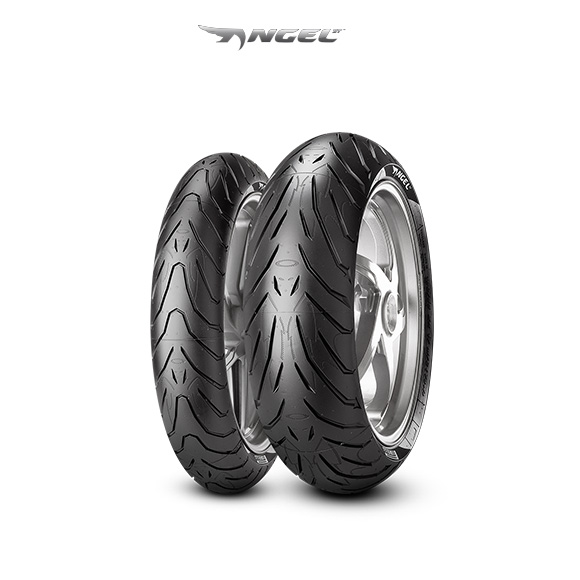 ANGEL ST tire for KAWASAKI ER-6n  (> 2006) motorbike