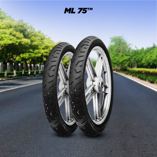 ML 75 tire for HONDA PK 50 Wallaroo  motorbike