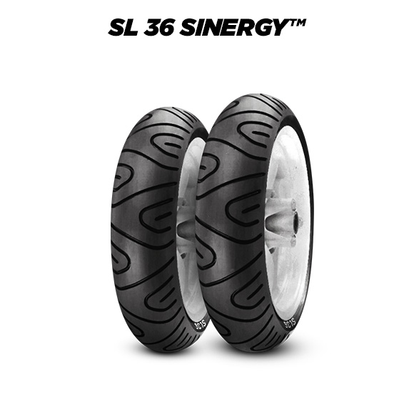 SL 36 SINERGY motorbike tire for scooter