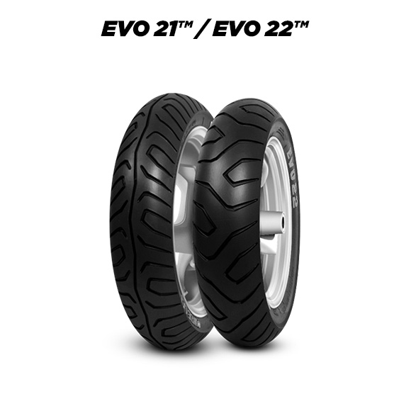 EVO 21 / EVO 22 motorbike tire for scooter