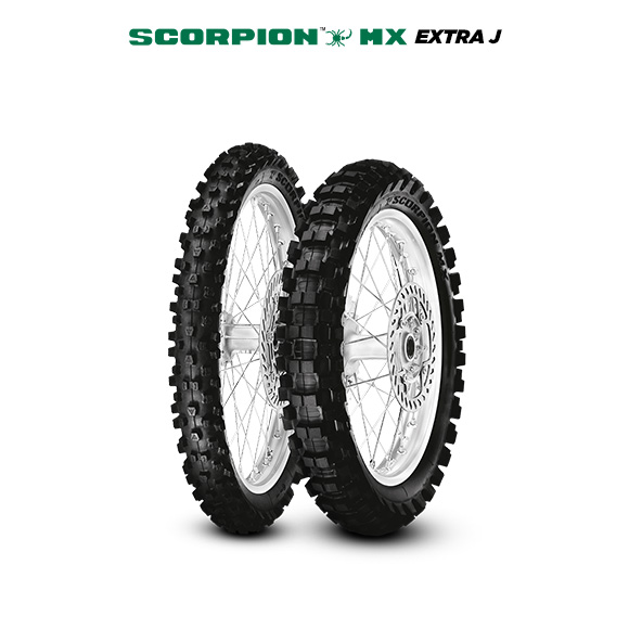 Pneumatico moto per off road SCORPION MX EXTRA J