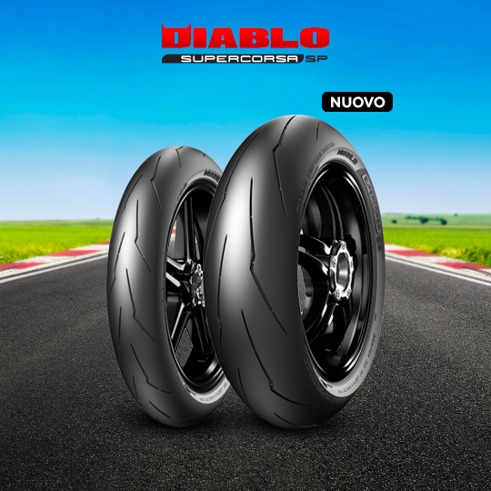 Diablo™ Supercorsa SP