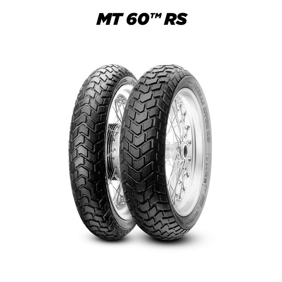 Pneumatico moto per on/off road MT60 RS