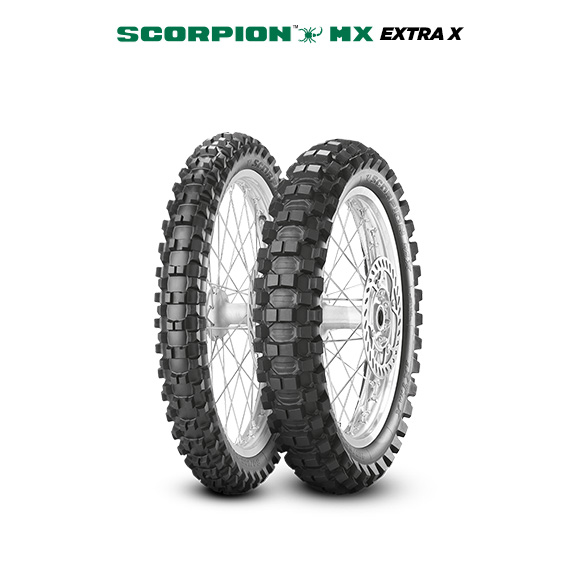 Pneumatico moto per off road SCORPION MX EXTRA X