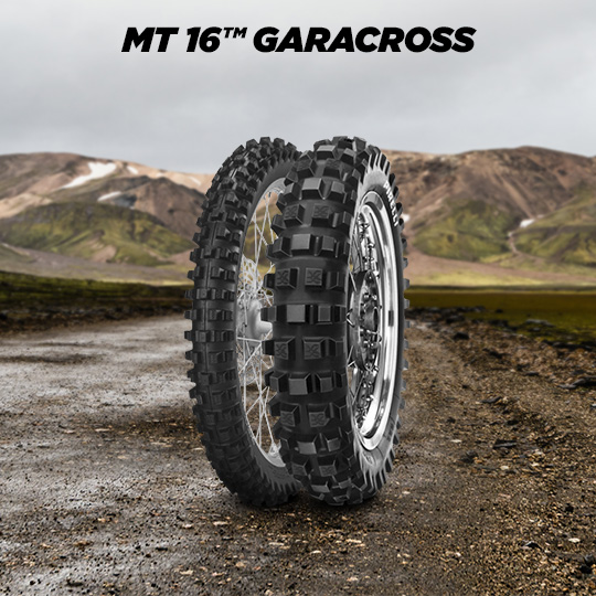 Pneumatico moto per off road MT 16 GARACROSS