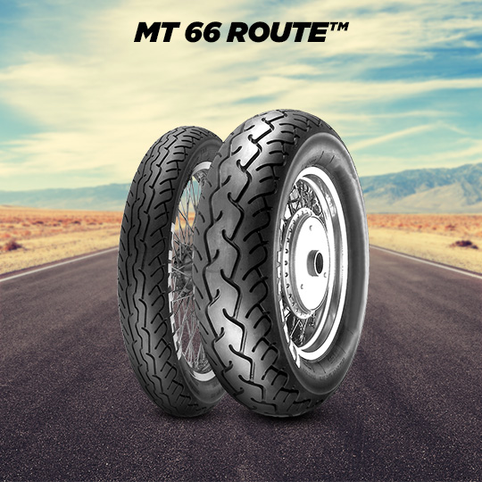 Pneumatico moto per road ROUTE MT 66