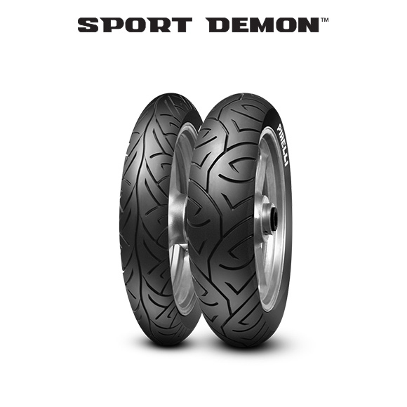 SPORT DEMON tire for HONDA VF 750 F  (1983>1986) motorbike