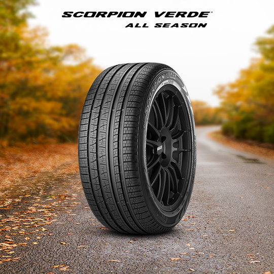 Pneumatico SCORPION VERDE ALL SEASON per auto TOYOTA Fortuner