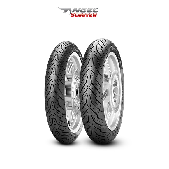 ANGEL SCOOTER tyre for GILERA DNA 50 RST  motorbike