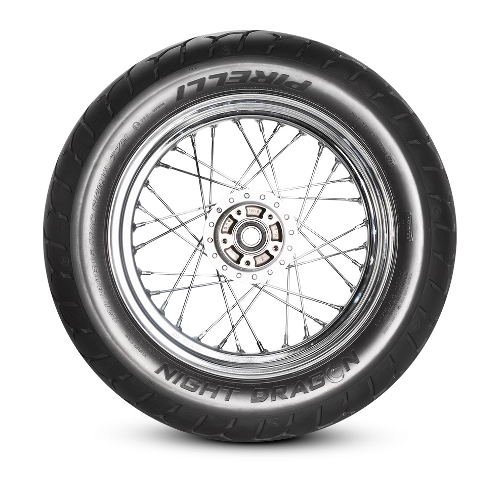 Pirelli NIGHT DRAGON™ motorbike tyre