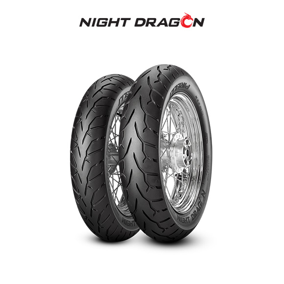 Pneu NIGHT DRAGON pour moto HONDA VT 600 C  (> 1993)