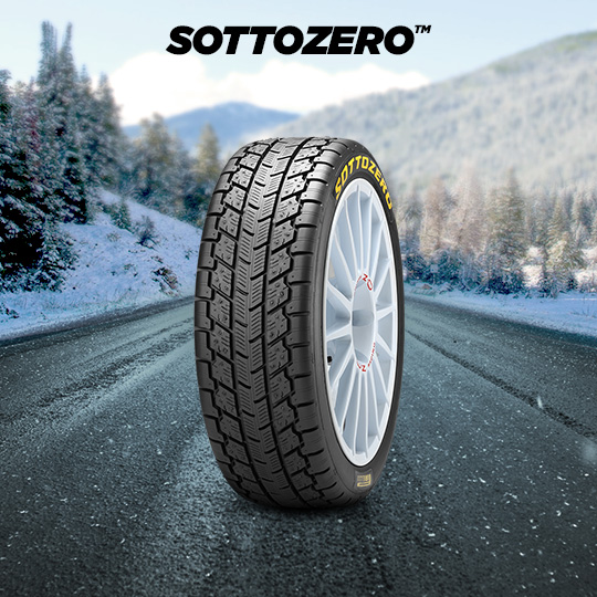 SOTTOZERO motorsport tires for rally