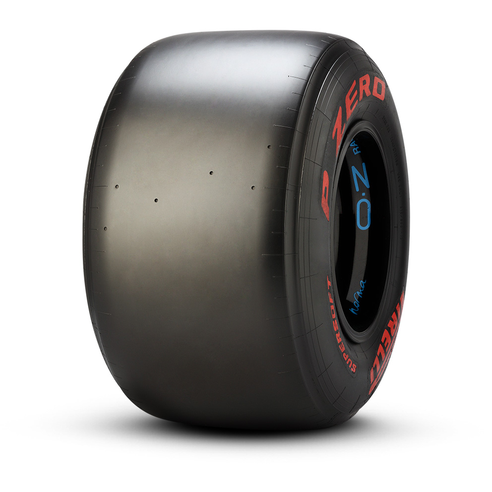 Slick - Motorsport tire | Pirelli