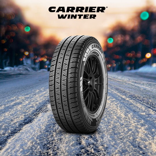 Neumático CARRIER WINTER 215/60 r16c