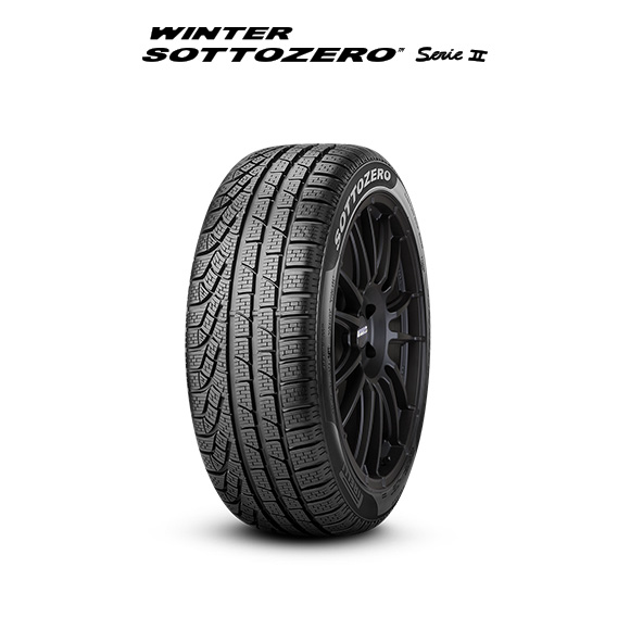 WINTER SOTTOZERO™ SERIE II car tire