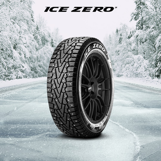 WINTER ICE ZERO шины для BRABUS E 320