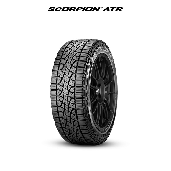 SCORPION ATR tire for Ford F-250 XLT