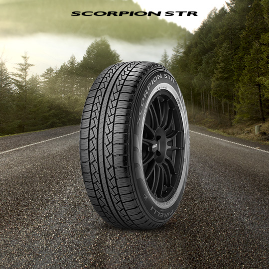SCORPION STR tire for Ford F-250 Lariat