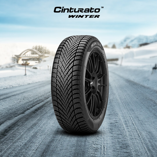 CINTURATO WINTER шины для SAAB 9-3