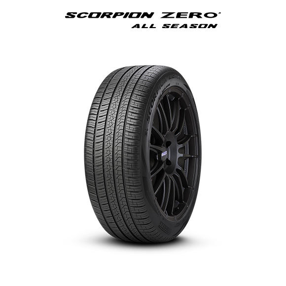 Pneumatico SCORPION ZERO ALL SEASON per auto LAND ROVER Freelander