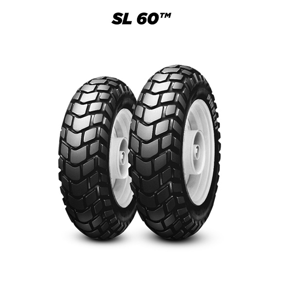 SL 60 motorbike tyre for scooter