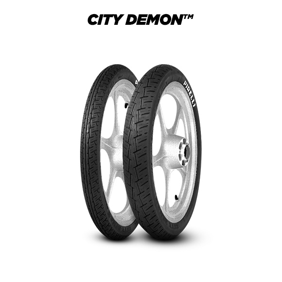Pneu CITY DEMON pour moto HONDA CMX 250 C Rebel  (> 1997)