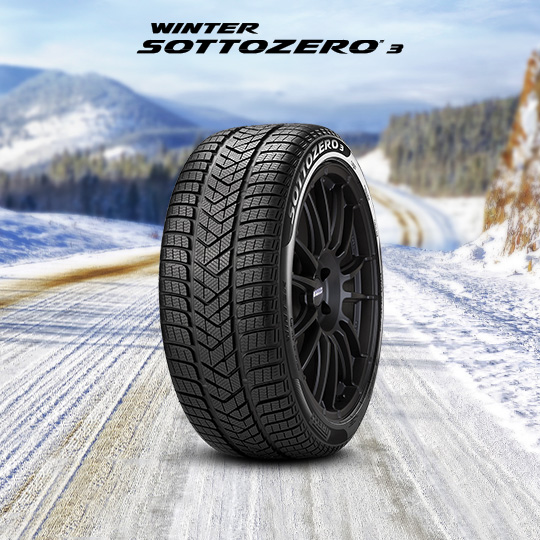 WINTER SOTTOZERO™ 3 car tire