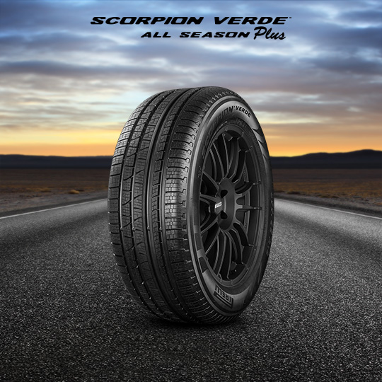 SCORPION VERDE™ ALL SEASON PLUS  car tire