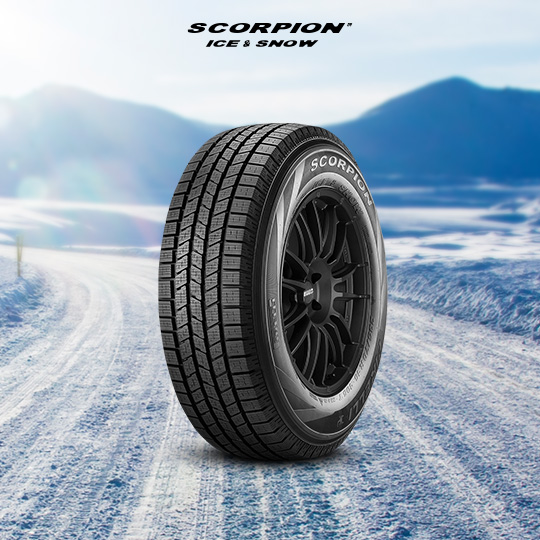 Pneumatico SCORPION ICE & SNOW per auto MERCEDES M-Class