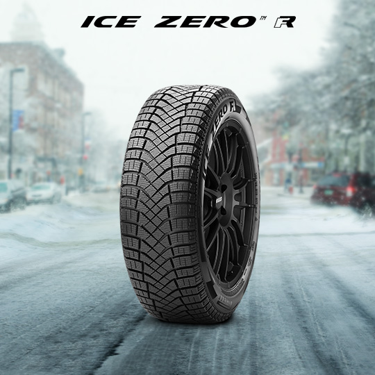 ICE ZERO™ FR car tire