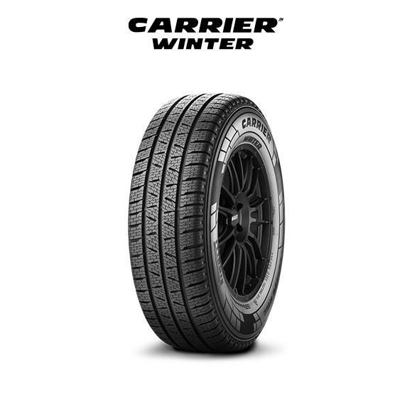 Pneumatico CARRIER WINTER per auto IVECO Daily VI