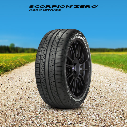 SCORPION™ ZERO™ ASIMMETRICO car tire