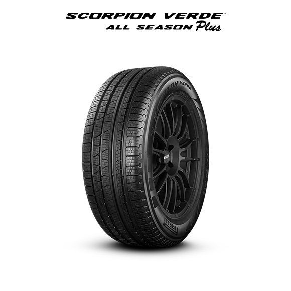 SCORPION VERDE ALL SEASON PLUS tire for Ford Explorer Sport Trac