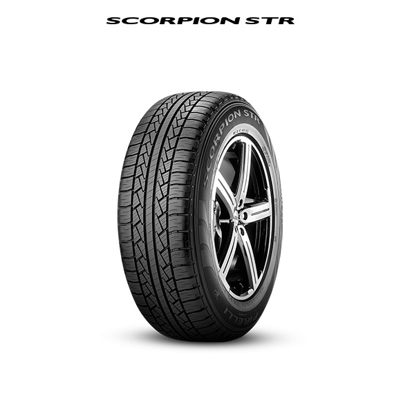 SCORPION™ STR car tyre