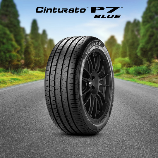 CINTURATO P7 BLUE car tyre
