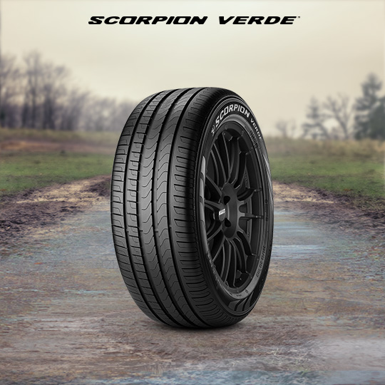SCORPION VERDE™ car tyre
