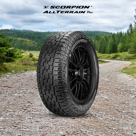 Pneus pour auto SCORPION™ ALL TERRAIN PLUS