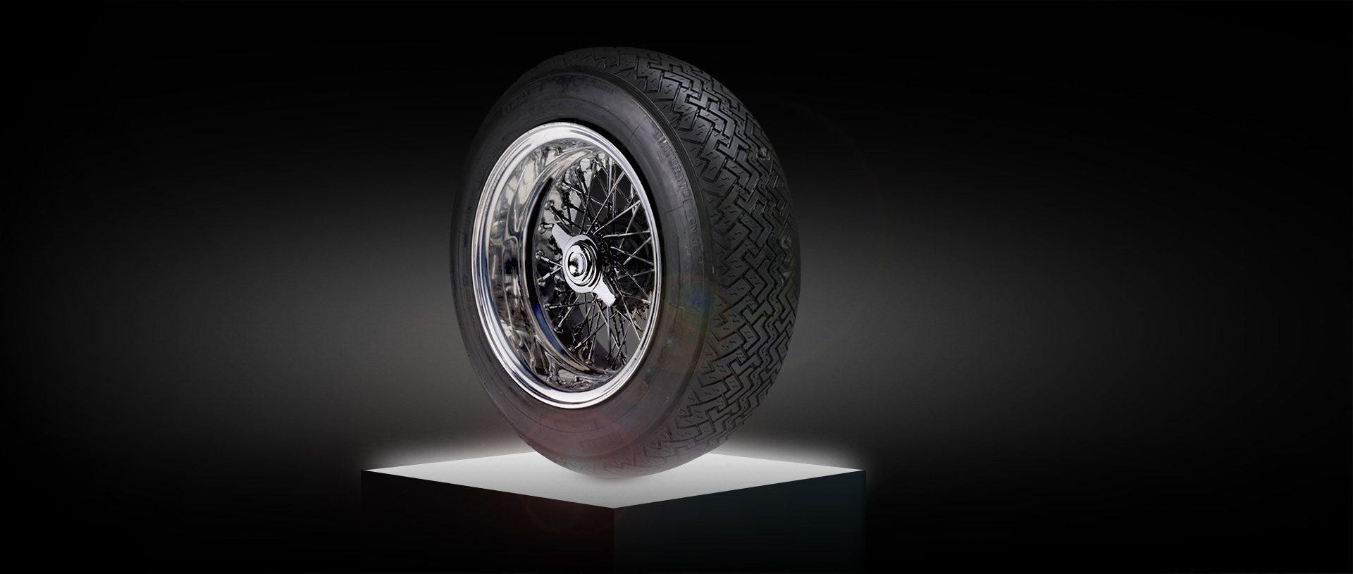 PIRELLI TYRES FOR CLASSIC & VINTAGE CARS
