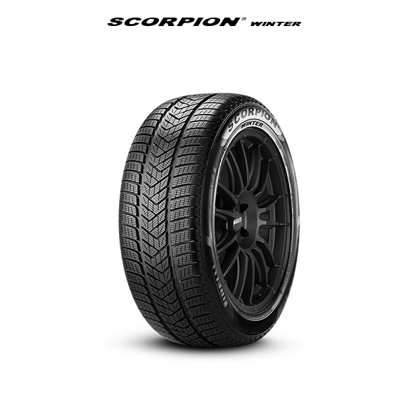 Pneumatico SCORPION WINTER per auto RENAULT Captur