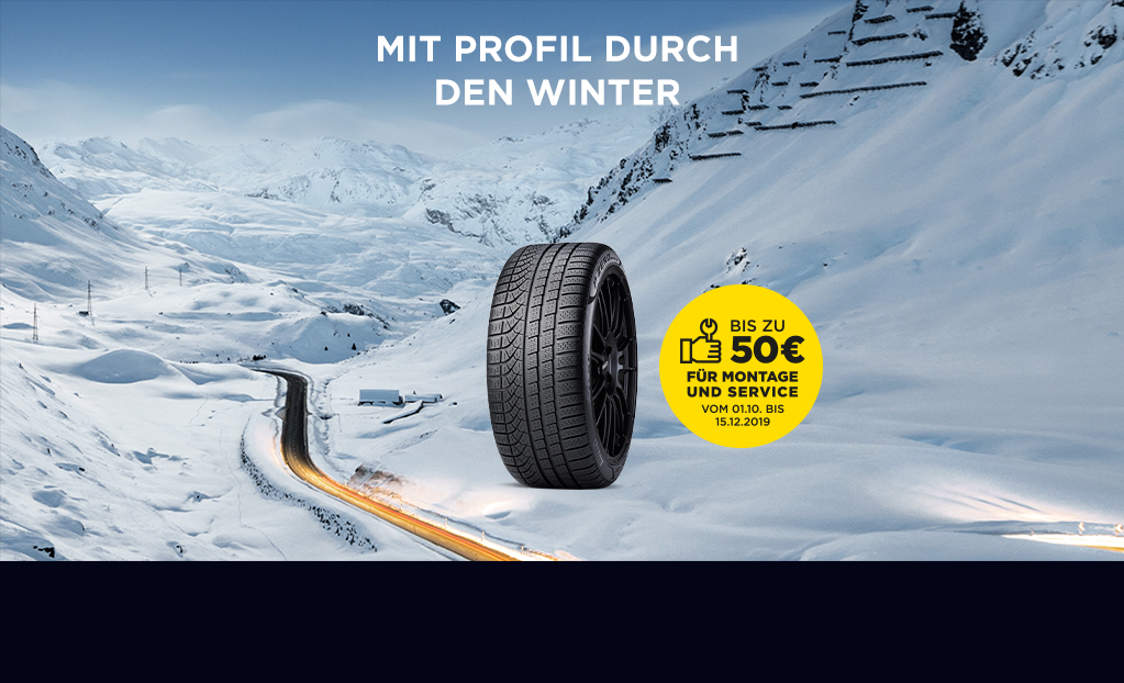 Winter Promotion 2019