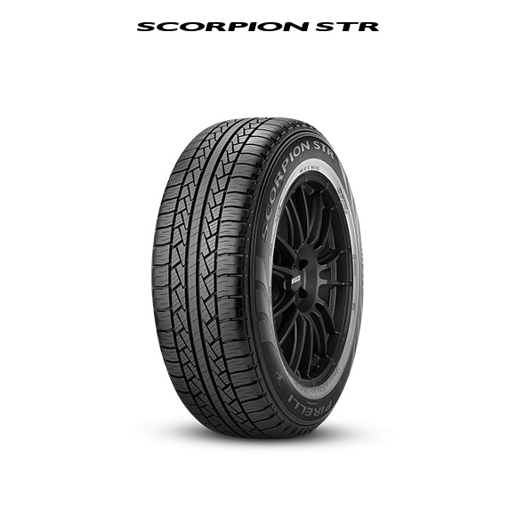 SCORPION STR tire for Ford Explorer Sport Trac