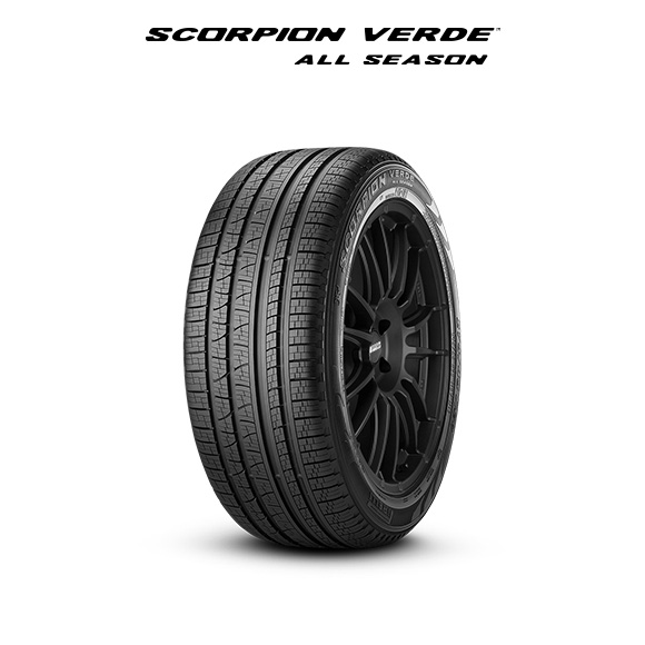 Pneumatico SCORPION VERDE ALL SEASON per auto RENAULT Captur