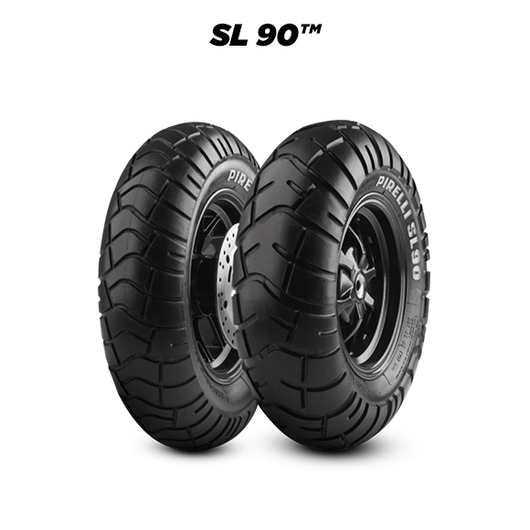 SL 90 motorbike tyre for scooter