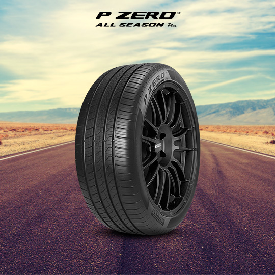 P ZERO™ ALL SEASON PLUS  car tire