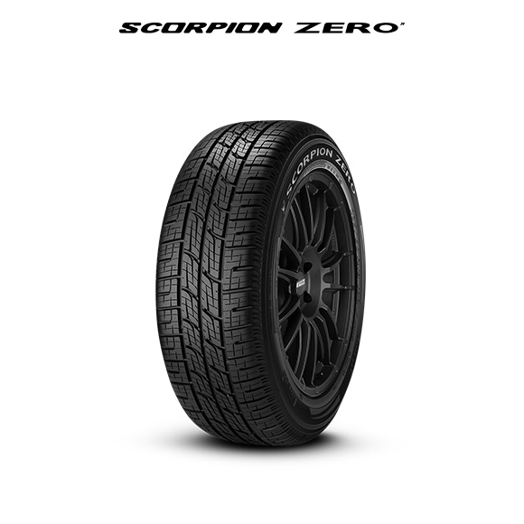 SCORPION ZERO tire for Ford Explorer
