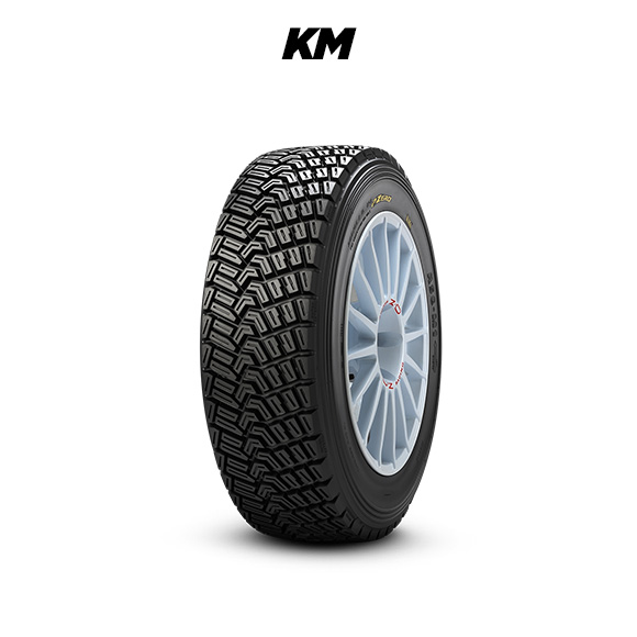 KM motorsport tires for rally