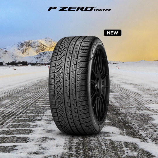 P ZERO™ WINTER car tire