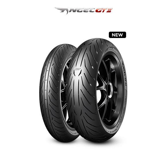 ANGEL GT II tire for KAWASAKI ER-6n  (> 2006) motorbike